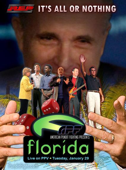 giuliani florida mccain romney clinton democrats republicans
